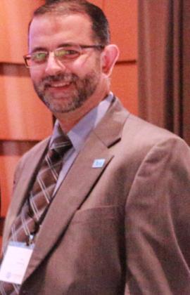 Ala Qubbaj (Vice Provost, Faculty Affairs, UTPA)